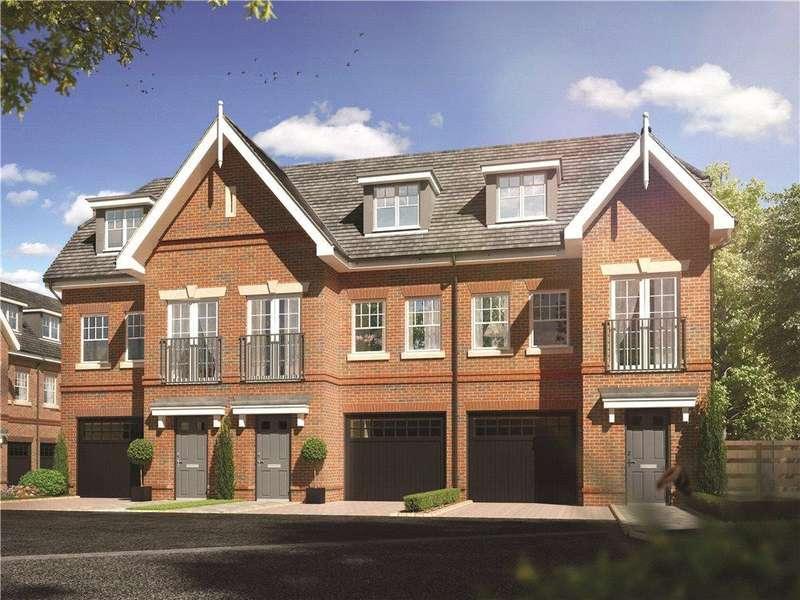 4 Bedrooms Residential Development Commercial for sale in Cedar Road, Cobham, Surrey, KT11