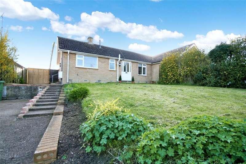 2 Bedrooms Semi Detached Bungalow for sale in Harveys Lane, Winchcombe, Cheltenham, GL54