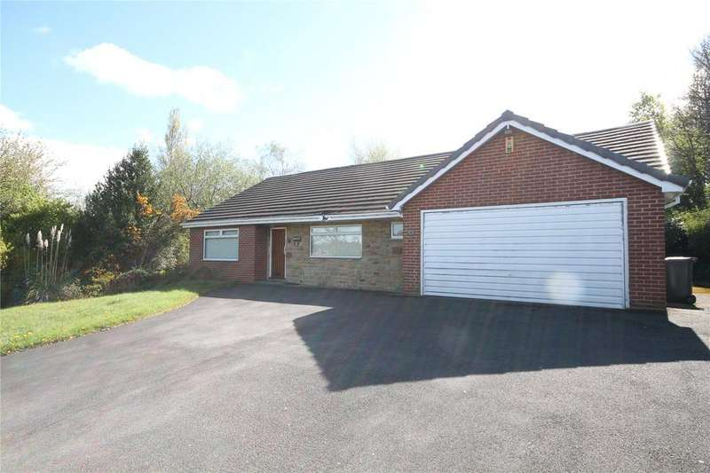 3 Bedrooms Detached Bungalow for sale in Stamford Way, Staincross, Barnsley, South Yorkshire, S75