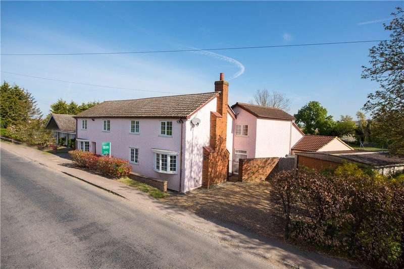 4 Bedrooms Unique Property for sale in Station Road, Ashwell, Baldock, Hertfordshire