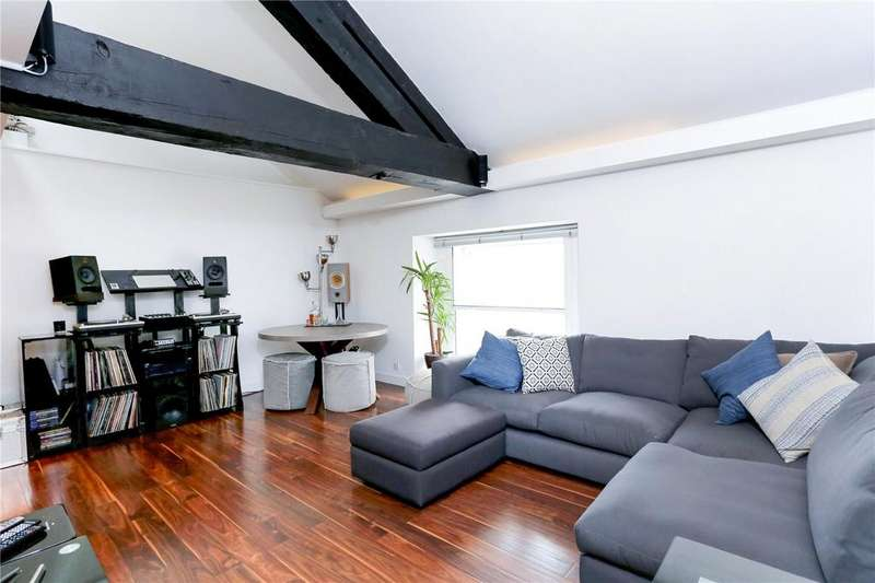 2 Bedrooms Flat for sale in The Listed Building, 350 The Highway, Wapping, London, E1W