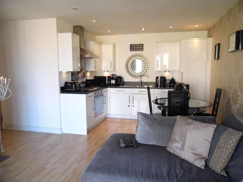 2 Bedrooms Apartment Flat for sale in Cornwood House, Dickens Heath