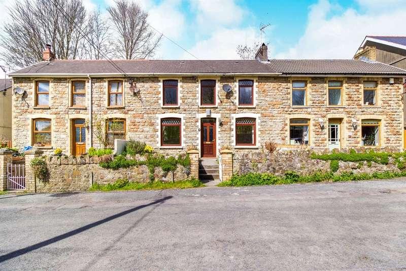 3 Bedrooms Terraced House for sale in Abergarw Road, Brynmenyn, Bridgend