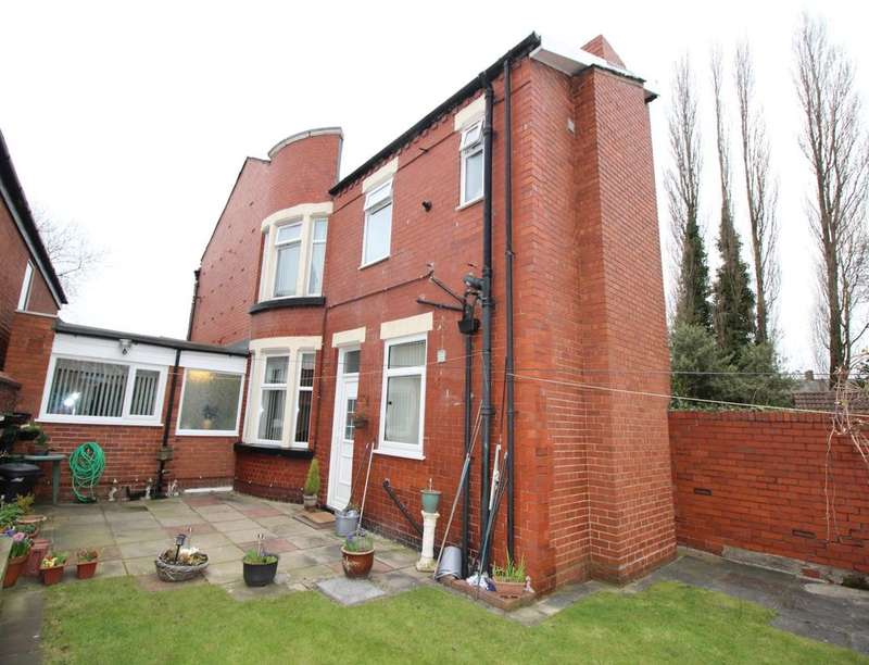 3 Bedrooms Semi Detached House for sale in Portico Lane, Eccleston Park, Prescot, L34