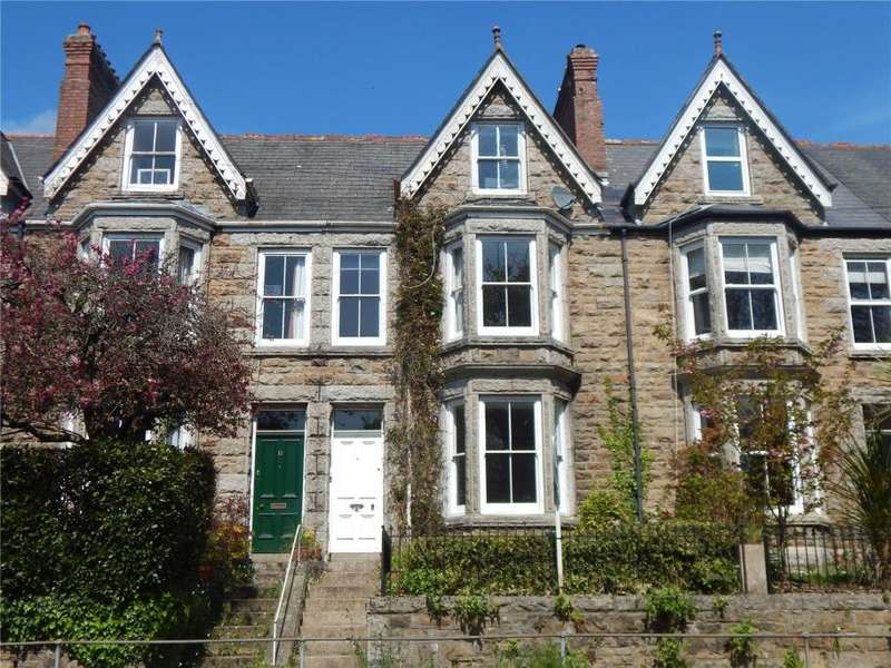 5 Bedrooms Terraced House for sale in Greenbank, Penzance, Cornwall