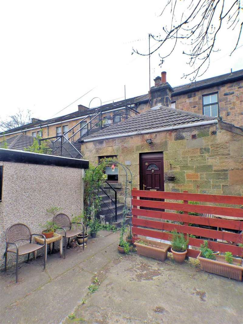 1 Bedroom Cottage House for sale in Balshagray Drive, Broomhill, GLASGOW
