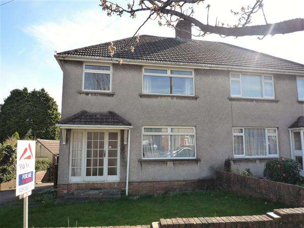 3 Bedrooms House for sale in Heol Erwin, Rhiwbina, Cardiff