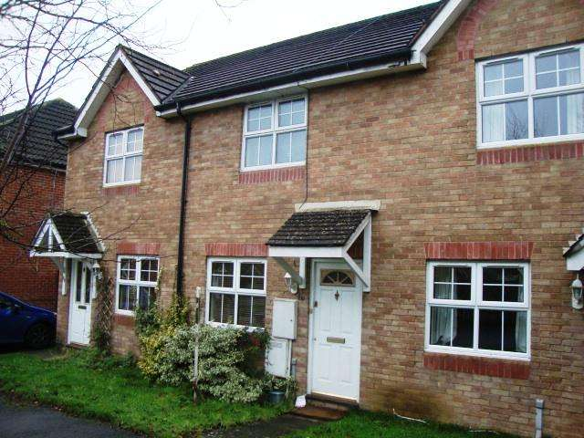 2 Bedrooms Terraced House for sale in KENSINGTON PARK, MAGOR NP26