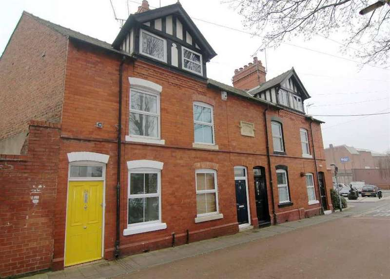 3 Bedrooms Terraced House for sale in Milton Street, Chester