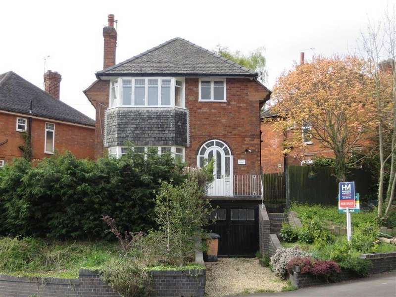 3 Bedrooms Detached House for sale in Knighton Road, Knighton