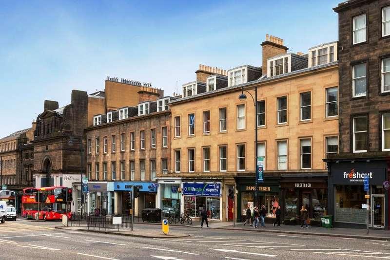 5 Bedrooms Flat for sale in 51/2 Lothian Road, Tollcross, EH1 2DJ