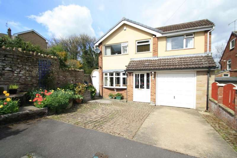 4 Bedrooms Detached House for sale in High Matlock Road, Stannington