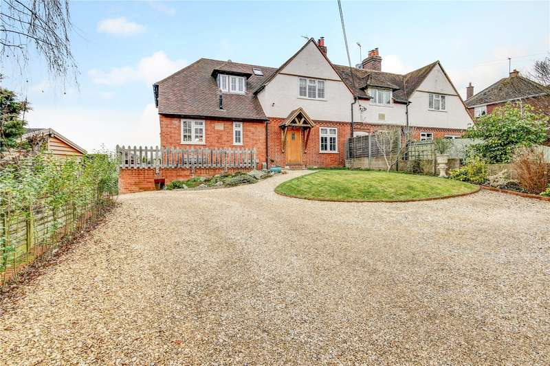 4 Bedrooms Flat for sale in Malta Cottages, Ashmore Green, Thatcham, Berkshire, RG18