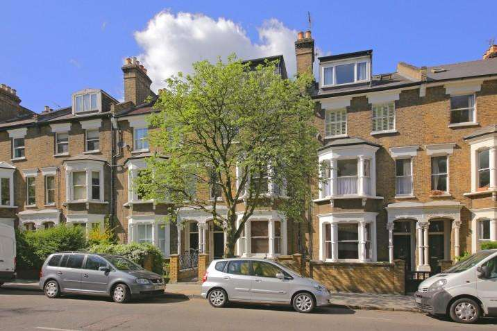 2 Bedrooms Apartment Flat for sale in Mansfield Road, NW3