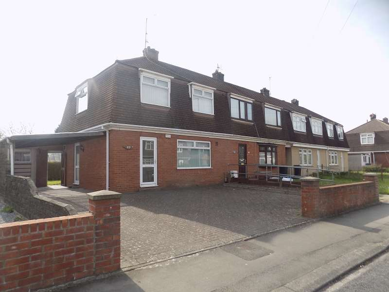 3 Bedrooms Semi Detached House for sale in Vivian Park Drive, Sandfields Estate, Port Talbot, Neath Port Talbot. SA12 6RP
