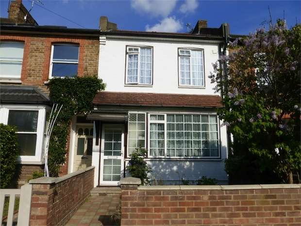 3 Bedrooms Terraced House for sale in Dean Road, Hounslow, Middlesex