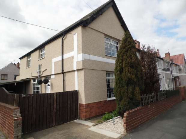 3 Bedrooms End Of Terrace House for sale in Asquith Road Bentley Doncaster