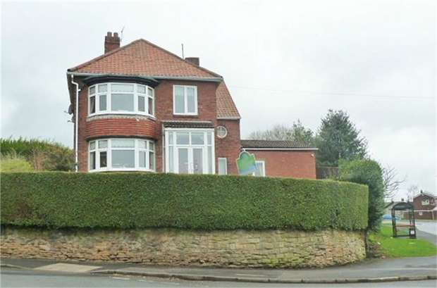 4 Bedrooms Detached House for sale in Blaydon Bank, Blaydon-on-Tyne, Tyne and Wear
