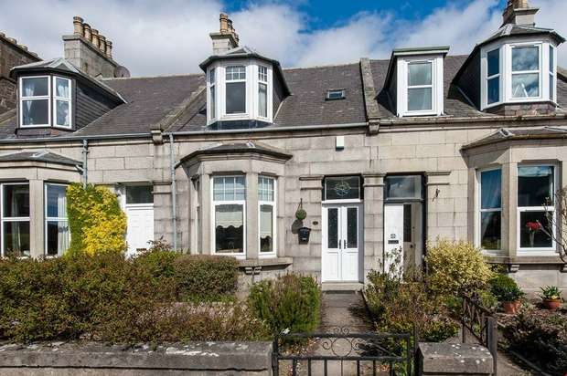 3 Bedrooms Terraced House for sale in Arduthie Road, Stonehaven, Aberdeenshire