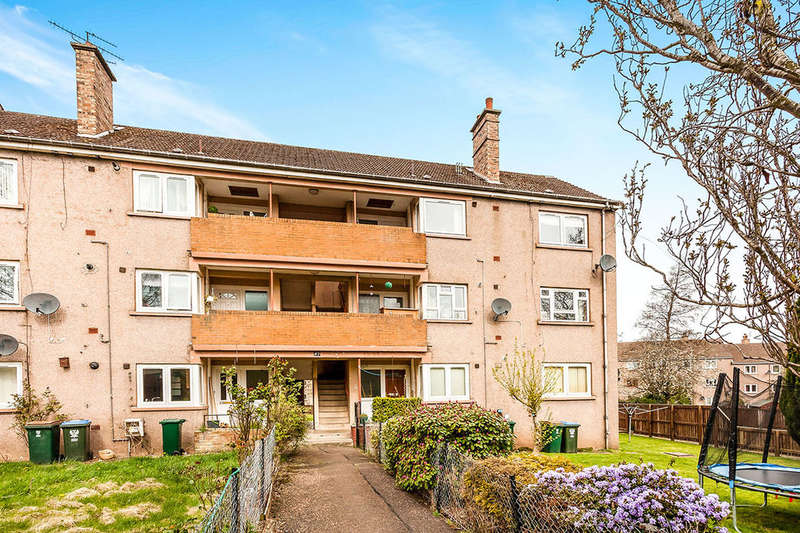 2 Bedrooms Flat for sale in Logie Crescent, Perth, PH1