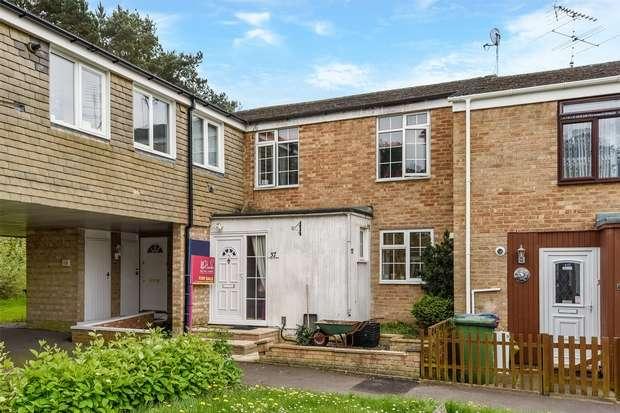 3 Bedrooms Terraced House for sale in Ringwood, BRACKNELL, Berkshire