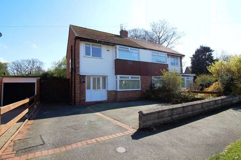 3 Bedrooms Semi Detached House for sale in Jocelyn Close, Spital