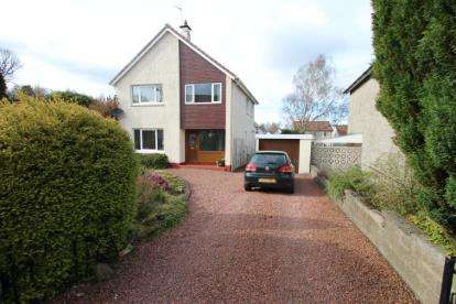 3 Bedrooms Detached House for sale in Craighorn Drive, Falkirk