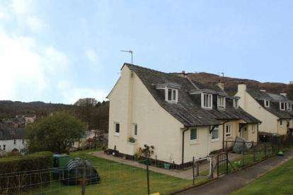 2 Bedrooms Semi Detached House for sale in Queens Crescent, Aberfoyle