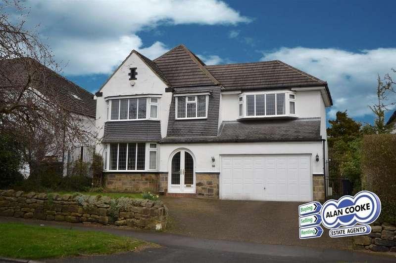 4 Bedrooms Detached House for sale in Alwoodley Lane, Alwoodley