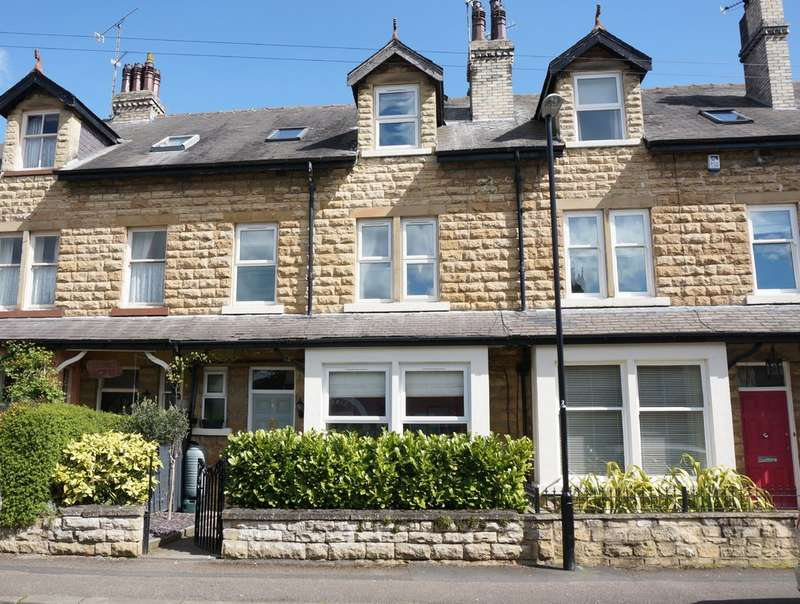 4 Bedrooms Terraced House for sale in Caxton Street, Wetherby, LS22