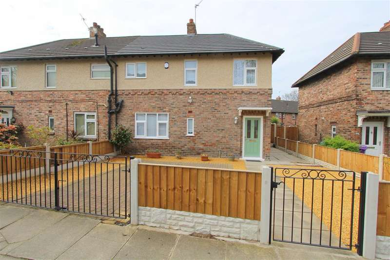 3 Bedrooms Semi Detached House for sale in Larkhill Lane, Clubmoor, Liverpool