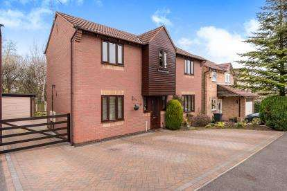 5 Bedrooms Detached House for sale in Barley Lane, Ashgate, Chesterfield, Derbyshire