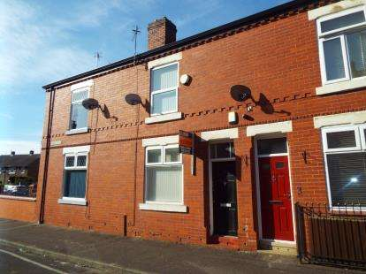 2 Bedrooms Terraced House for sale in Annie Street, Salford, Greater Manchester