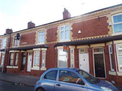 2 Bedrooms Terraced House for sale in Blandford Road, Salford, Greater Manchester