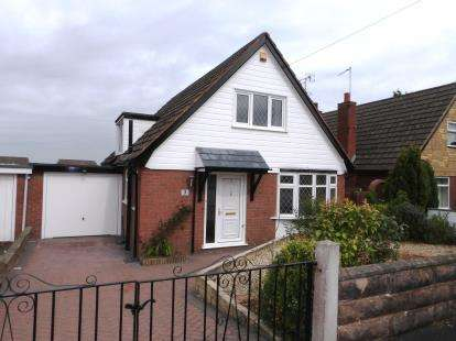 2 Bedrooms Link Detached House for sale in Rowan Road, Queensferry, Deeside, Flintshire, CH5