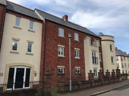 3 Bedrooms Flat for sale in Danvers Way, Fulwood, Preston, Lancashire, PR2