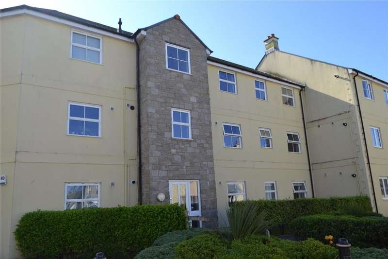 2 Bedrooms Flat for sale in Madison Close, Hayle