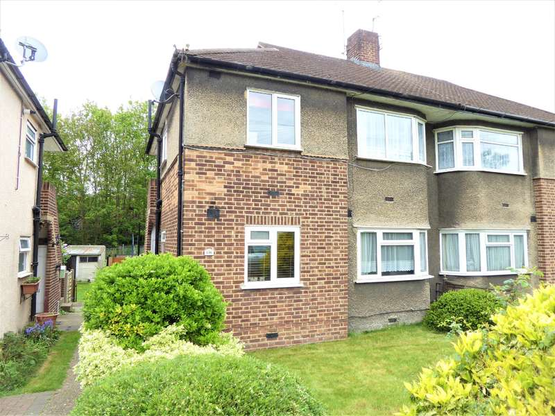 2 Bedrooms Ground Maisonette Flat for sale in Eversley Avenue, Barnehurst , Kent, DA7 6RG