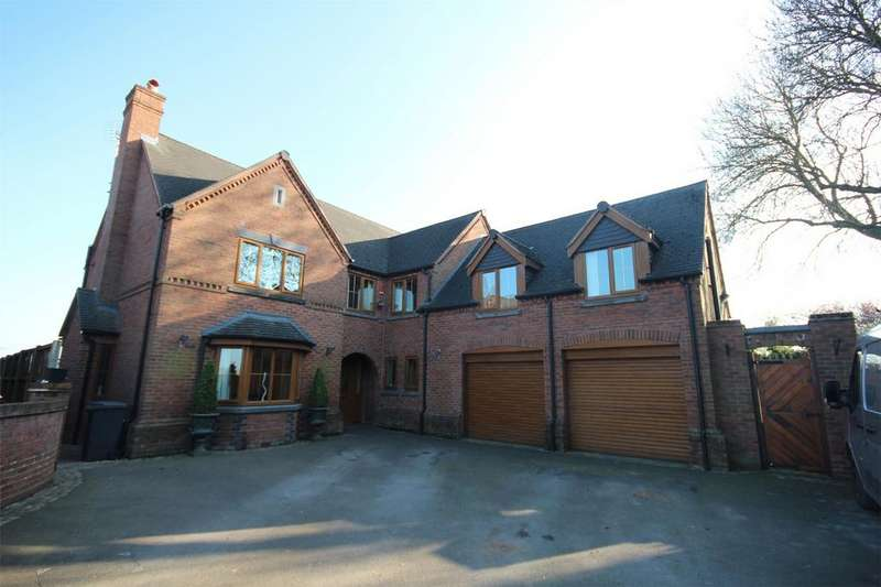 7 Bedrooms Detached House for sale in Dove Walk, UTTOXETER, Staffordshire