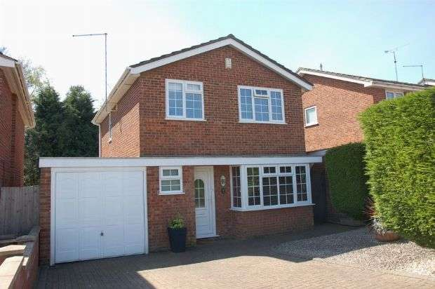 3 Bedrooms Detached House for sale in Underbank Lane, Moulton Leys, Northampton NN3 7HH