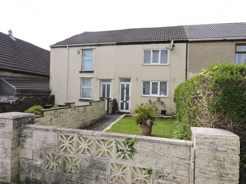 2 Bedrooms Property for sale in Llangyfelach Road, Treboeth