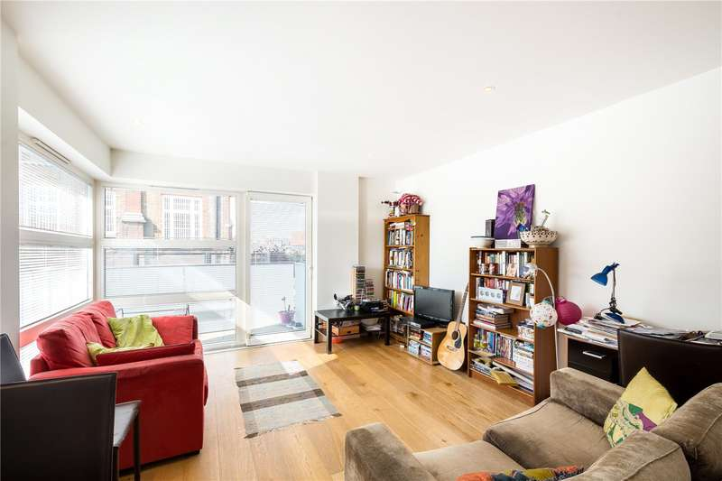 2 Bedrooms Flat for sale in Tiltman Place, London, N7