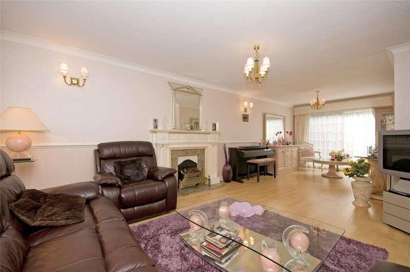 5 Bedrooms Detached House for sale in The Dene, Sevenoaks, Kent, TN13