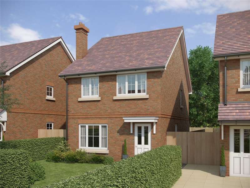 3 Bedrooms Detached House for sale in The Paddocks, Warnford Road, Corhampton, SO32