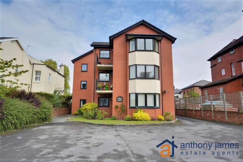 2 Bedrooms Apartment Flat for sale in Scarisbrick New Road, Southport, PR8 6QF