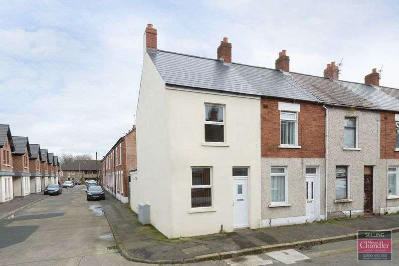 2 Bedrooms Terraced House for sale in 56 Connaught Street, Belfast, BT12 6GB