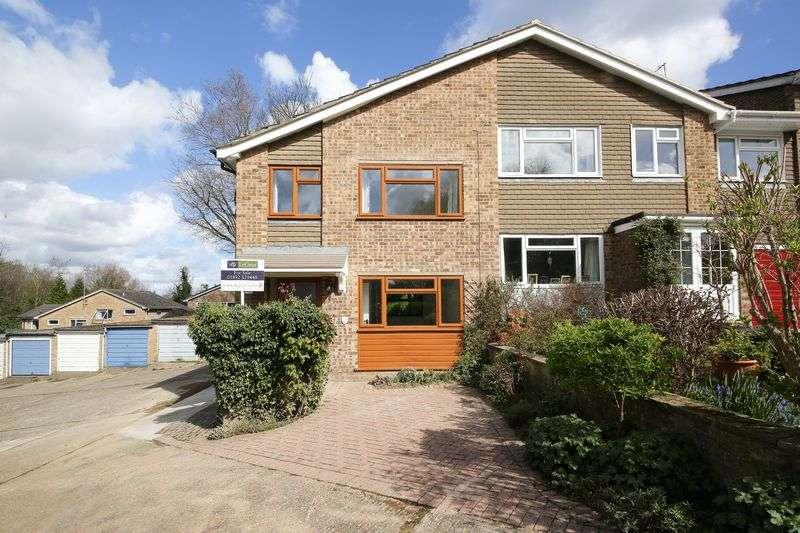 3 Bedrooms Semi Detached House for sale in Sir Davids Park, Tunbridge Wells
