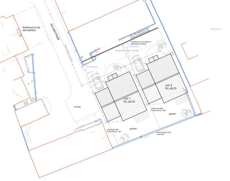 3 Bedrooms Land Commercial for sale in St Georges Road, Hayle