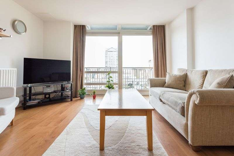 1 Bedroom Flat for sale in Canary Central, Cassilis Road, London
