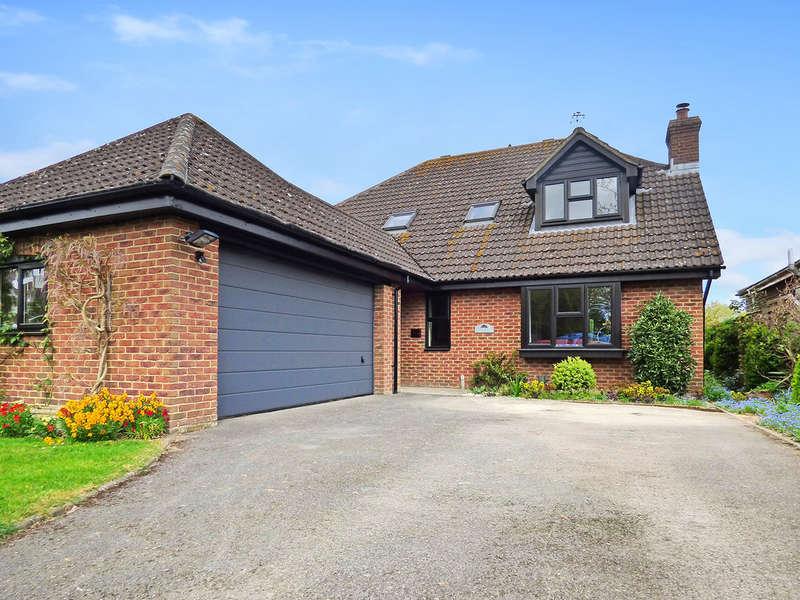 4 Bedrooms Detached House for sale in Hawkeridge, Westbury, Wiltshire